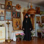 Икона Неувядаемый Цвет прибыла в Корсаковский монастырь